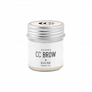 cc brow henna szőke